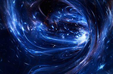 الكون النيوترينو