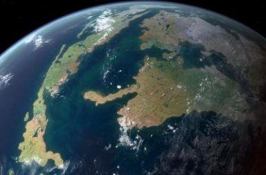 هناك قارة مفقودة مختبئة تحت أوروبا قارة ضائعة واقعة أسفل جنوب أوروبا قارة Adria قارة تمتد من جبال الألب وصولًا إلى إيران سلسلة من الجزر أو الأرخبيل