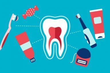 تسوس الأسنان المشروبات الجرثومية