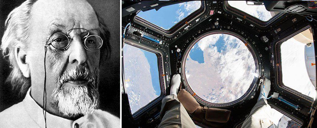 بعد مئة عام، يبدو أن تنبؤات هذا العالم الروسي عن السفر إلى الفضاء باتت صحيحةً