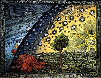 نيكولاس كوبرنيكوس و الكون ما قبل الكوبرنيكي