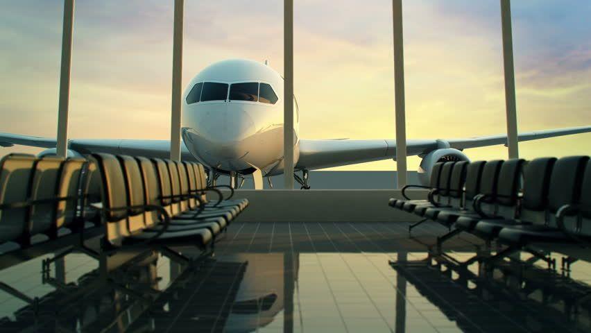أكبر اثنا عشر مطار في العالم