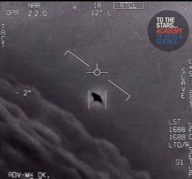 أبلغ طيارو الطائرات النفاثة ومشغلو الرداد حديثًا عن أجسام طائرة أحدثت أزيزًا في السماء. أُنشئ برنامج (تحديد تهديدات الفضاء الجوي) AATIP التابع للبنتاغون للبحث في الظواهر الجوية المجهولة، بما في ذلك العديد من مقاطع الفيديو المُبلَغ عنها