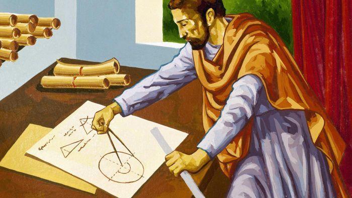 مسلمات إقليدس