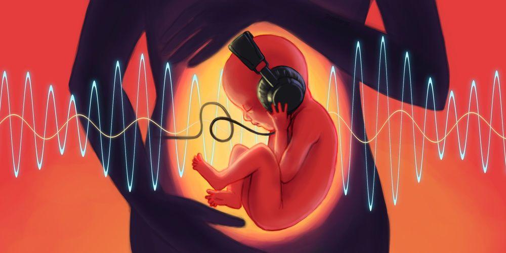 هل يسمع الأطفال وهم في أرحام أمهاتهم؟