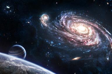 نظرية الحرباء فهم كيفية تشكل الكون شرح بديل لنظرية أينشتاين كيف تكون الكون ما سبب وجود الطاقة المظلمة أهمية الجاذبية في الكون