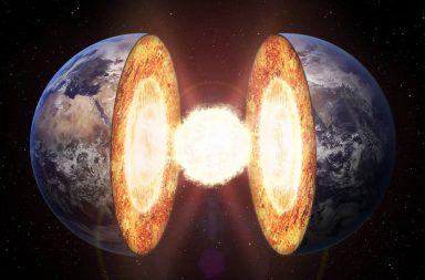 رحلة نحو لب الأرض - مم يتكون اللب الأرضي مم تتكون نواة الأرض الجديد السيليكون النيكل منشأ الزلازل الموجات الزلزالية الصخور