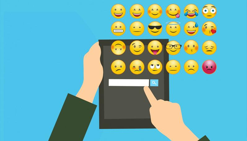 لماذا تجيد النساء استخدام الإيموجي أكثر من الرجال؟ - اختلاف استخدام emoji (الرموز التعبيرية) بين الرجال والنساء - الهواتف المحمولة