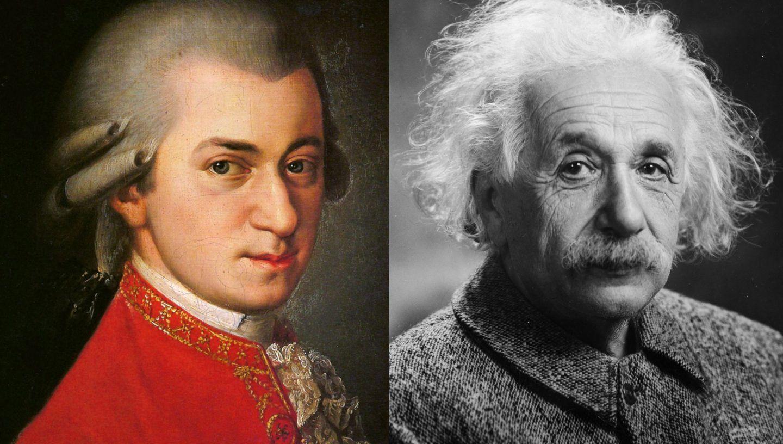 ما المشترك بين أينشتاين وموزارت؟ إليك ست نقاط مثيرة