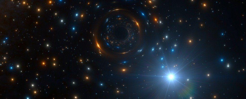 للمرة الأولى: رصد ثقب اسود خامل داخل عنقود نجمي