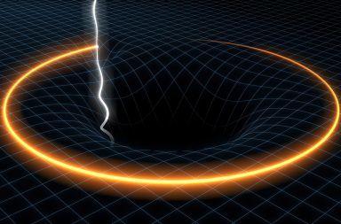 هل يمكن للثقوب السوداء أن تموت في النهاية كيف ينتهي الثقب الأسود موت الثقوب السوداء إشعاع هوكينغ الجسيمات الخارجة من الثقب الأسود