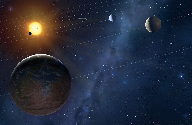 عوالم خارج المجموعة الشمسية !