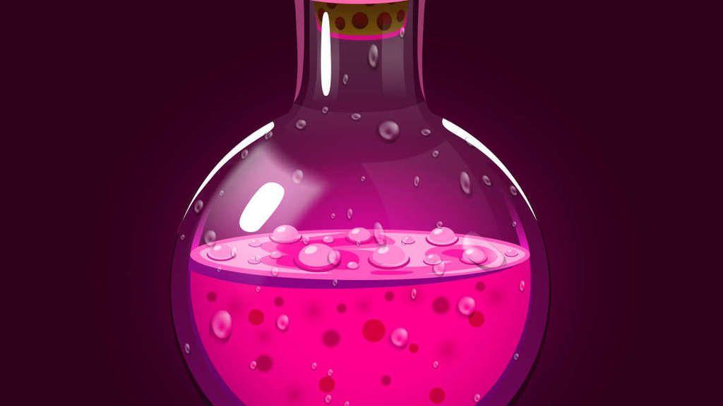 مادة استخدمت لعقود في الكيمياء لم تكن موجودة من الأساس