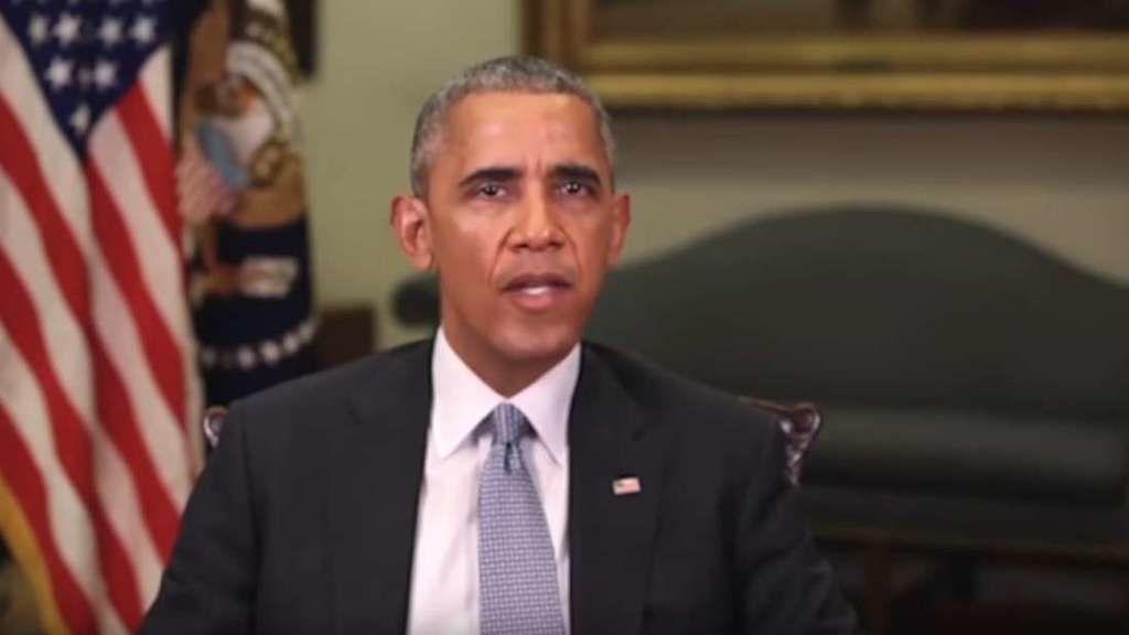 """فيديو """"مرعب"""" لأوباما ينتشر على الإنترنت : ولهذا السبب هو خطير"""