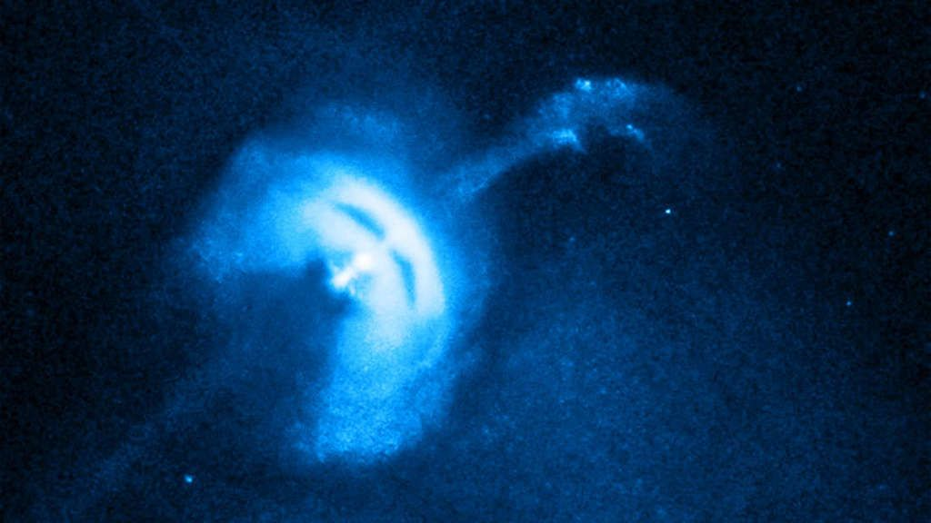 لمعان نجم نيوتروني يسمح للفلكيين بإلقاء نظرة على مكوناته الداخلية نجم فيلا vela النابض النجوم الميتة مستعر أعظم سوبرنوفا النجم النابض