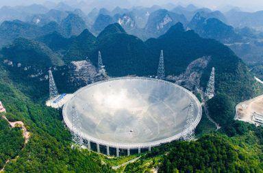 تلسكوب راديوي عملاق في الصين اكتشف إشارات متكررة من الفضاء الاندفاع الراديوي السريع الاندفاعات الراديوية السريعة الاندفاع اللاسلكي السريع مكرر للإشارة