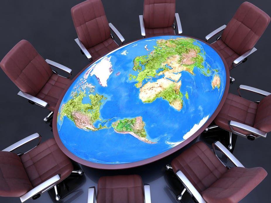مجموعة صغيرة من الشركات تتحكم في مصير العالم