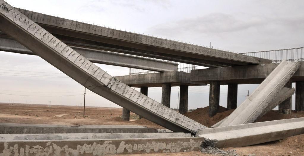 لماذا تنهار الجسور ؟