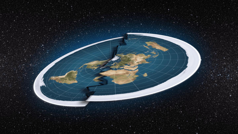 كيف يشرح أصحاب نظرية الأرض المسطحة الخسوف الكلي للقمر