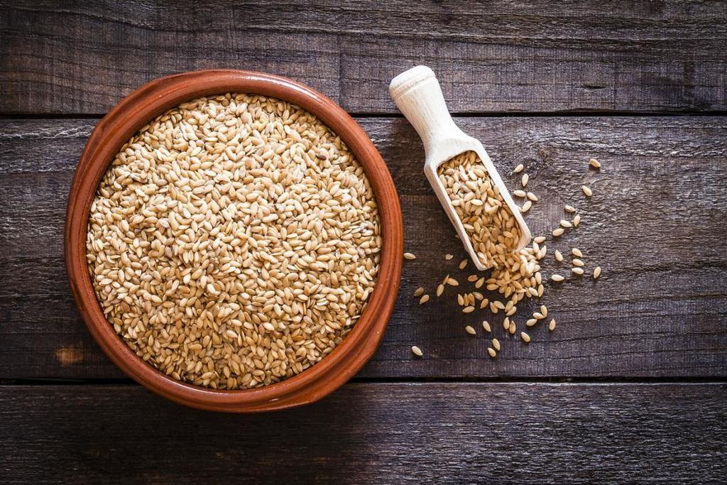 هل تساعد بذور الكتان على خسارة الوزن ؟