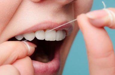 السموم المواد السامة خيط الأسنان