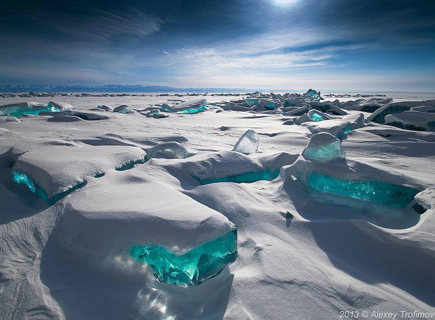 الأنهار الجليدية الصفائح الجليد