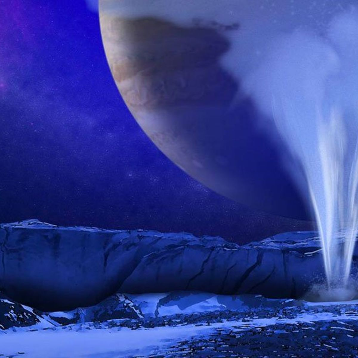 ربما نجد الحياة على أقمار مجموعتنا الشمسية.. لكنها ستختلف عن الحياة على كوكبنا! - ما هو شكل الحياة الفضائية التي قد نجدها خارج الأرض