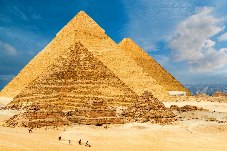 الأهرامات : معجزة مصر الخالدة