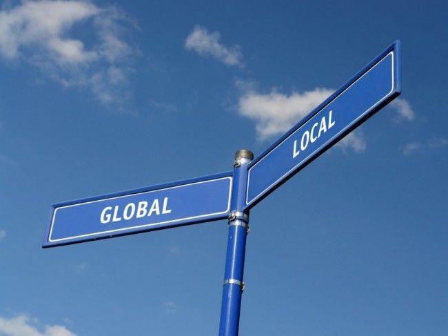 العولمة المحلية