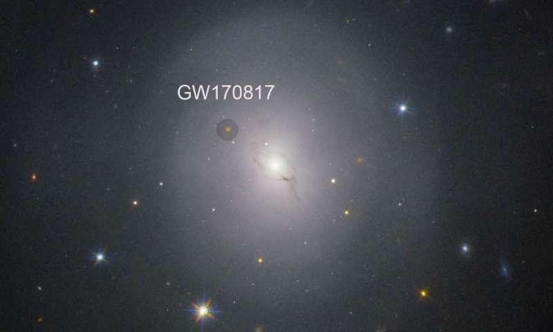 كيف يحسب عمر الكون باستخدام موجات الجاذبية؟