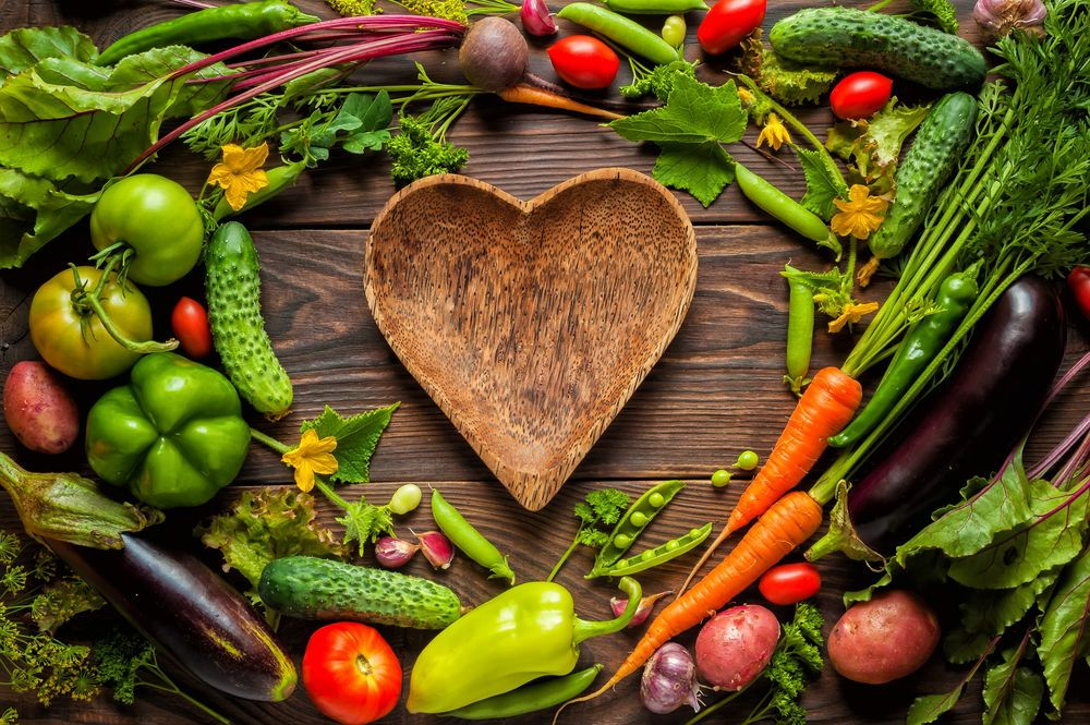 هل الحمية النباتية مفيدة لصحة القلب ؟