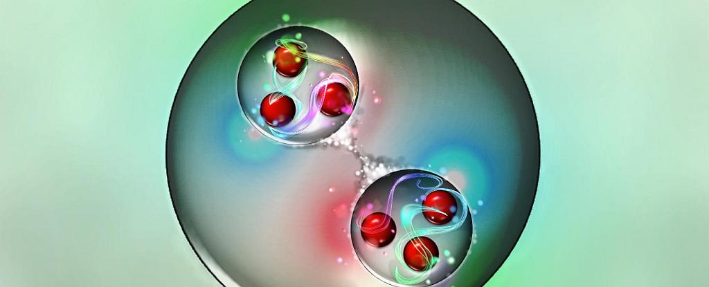 """علماء يعتقدون بوجود نوع جديد من الجسيمات """"الغريبة"""""""
