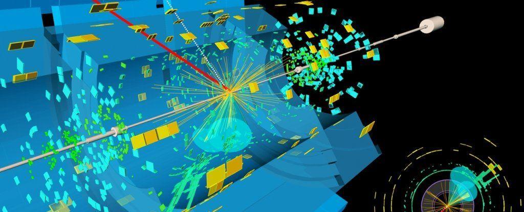 قفزة علمية هائلة في الفيزياء: العلماء يرصدون تحلل بوزون هيغز