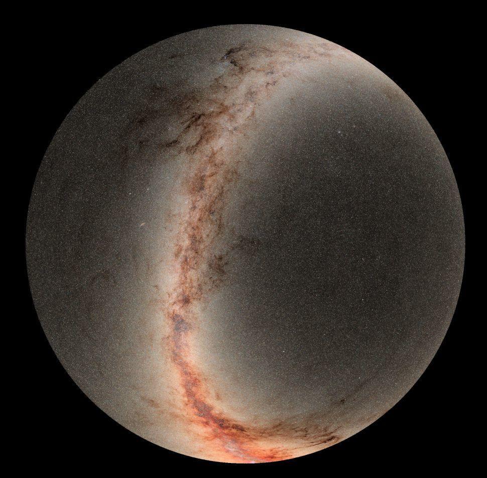 بيانات التلسكوب ويكيبيديا
