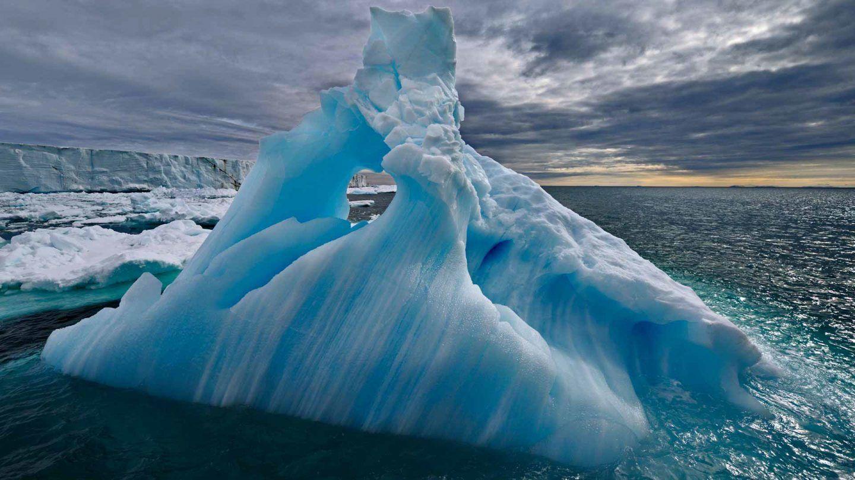 ارقام قياسية في درجة الحرارة بالقطب الجنوبي   الى اين نحن ذاهبون ؟