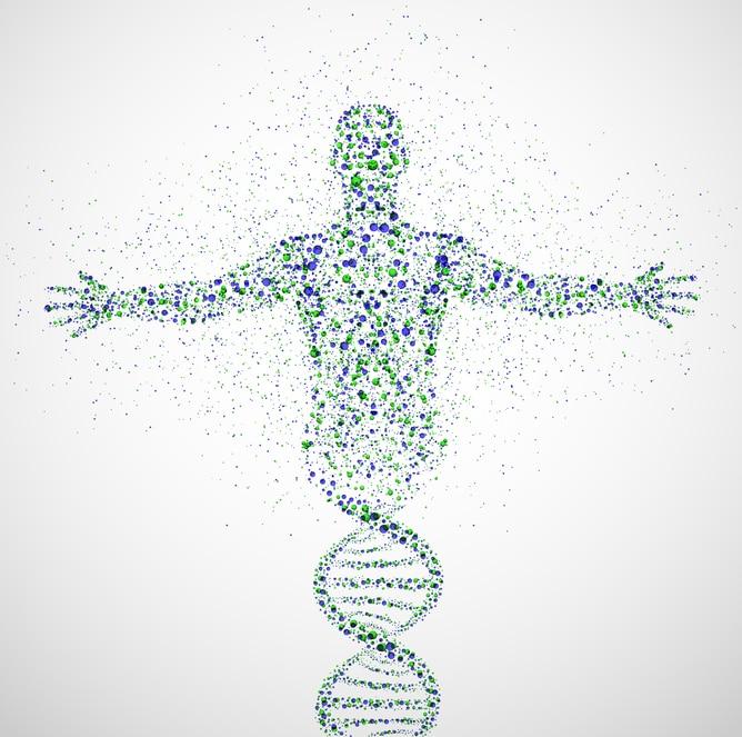 مشروع الجينوم البشري ، اعظم خطوة في تاريخ العلم لفهم الانسان و تركيبته البيولوجية