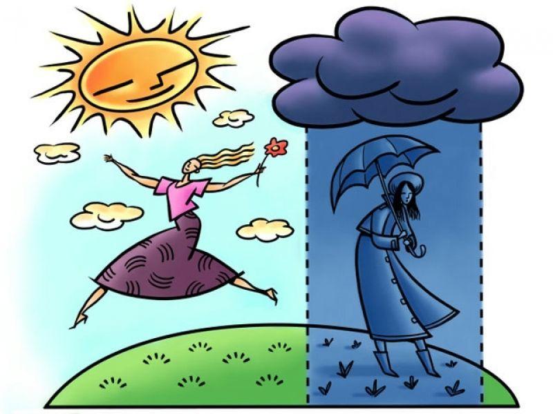 الاضطراب العاطفي الموسمي: الأسباب والأعراض والتشخيص والعلاج الاكتئاب المتكرر حزن الشتاء نوبة الكآبة عند بداية الشتاء قلة النوم في الصيف