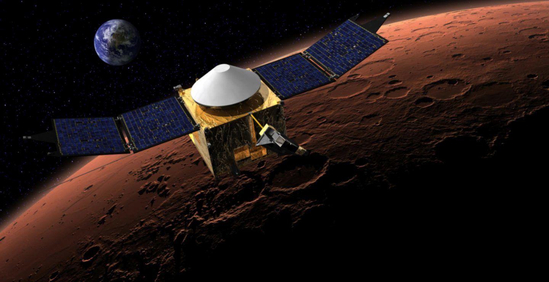 مافين - بعثة مدارية إلى المريخ وهذه تفاصيل مهمة عنها