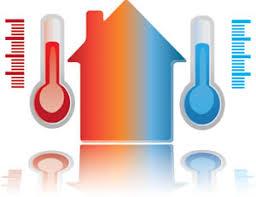 لماذا تتطلب التدفئة طاقة أعلى من التبريد؟ - نحتاج من الطاقة لتدفئة منزل أكثر مما نحتاج لتبريده - مشاكل العزل والاختلاف بين طبيعة عمليتي التسخين والتبريد