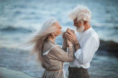 كبار السن وممارسة الجنس