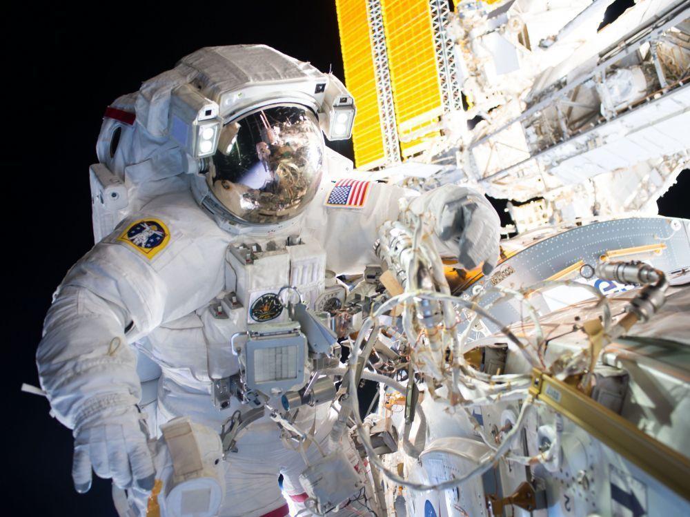 كيف سيبدو الانسان لو عاش في الفضاء ؟