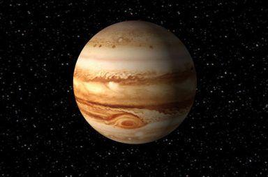 أكبر كواكب المجموعة الشمسية