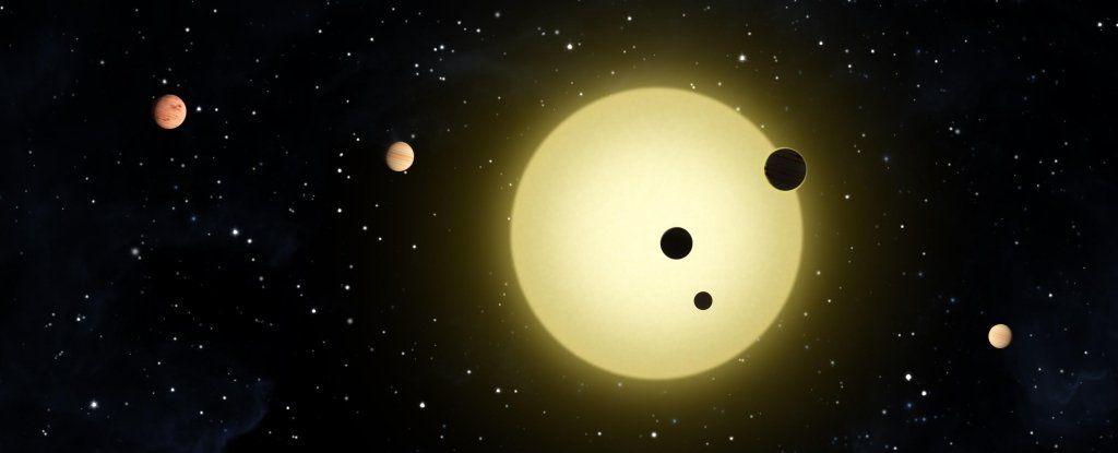 بالمقارنة مع الأنظمة الكوكبية الأخرى نظامنا الشمسي فريد... بفوضويته