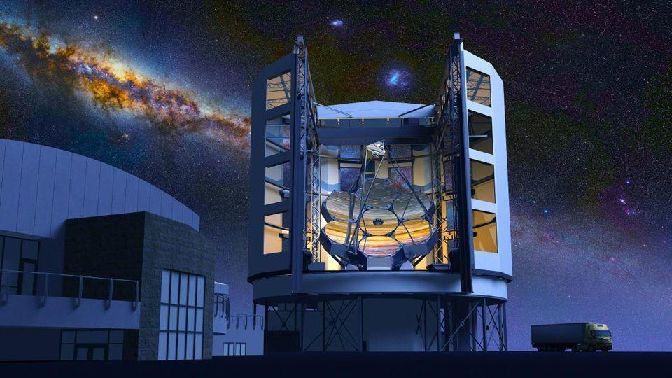 ما التلسكوب ؟ وكيف يعمل ؟ وما أنواعه ؟