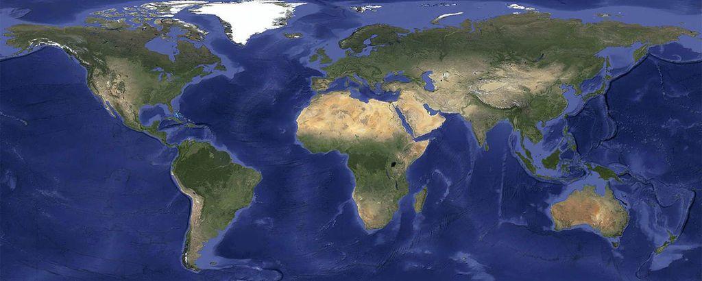 لماذا نعتبر جرينلاند جزيرة و استراليا قارة ؟