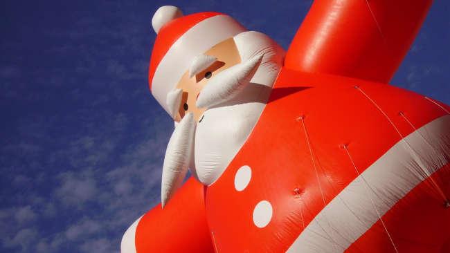 لا تكذب على طفلك بخصوص وجود سانتا كلوز ! لكن لماذا ؟