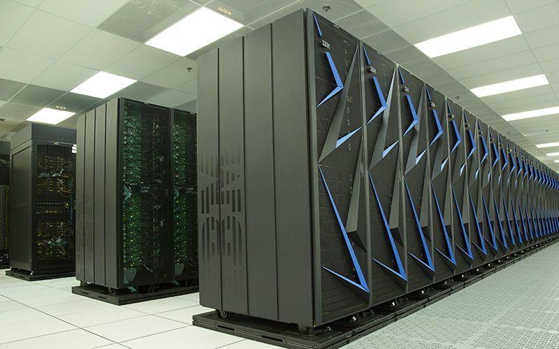 حاسوب فائق بقيمة ستمئة مليون دولار سيدير الأسلحة النووية للولايات المتحدة