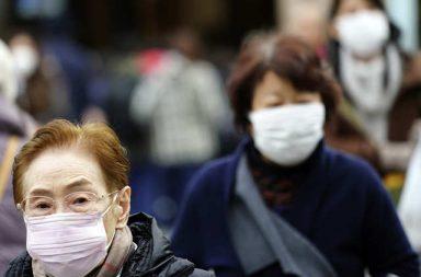 فيروس الصين الغامض يظهر في اليابان - إصابة بالفيروس الغامض الذي ظهر أول مرة في الصين - عائلة فيروسات SARS (الضائقة التنفسية الشديدة الحادة)