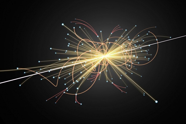 ما هو مصادم الهادرونات الكبير ؟