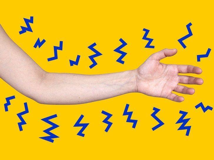 كيف يميز الدماغ أطرافنا بعضها عن بعض؟